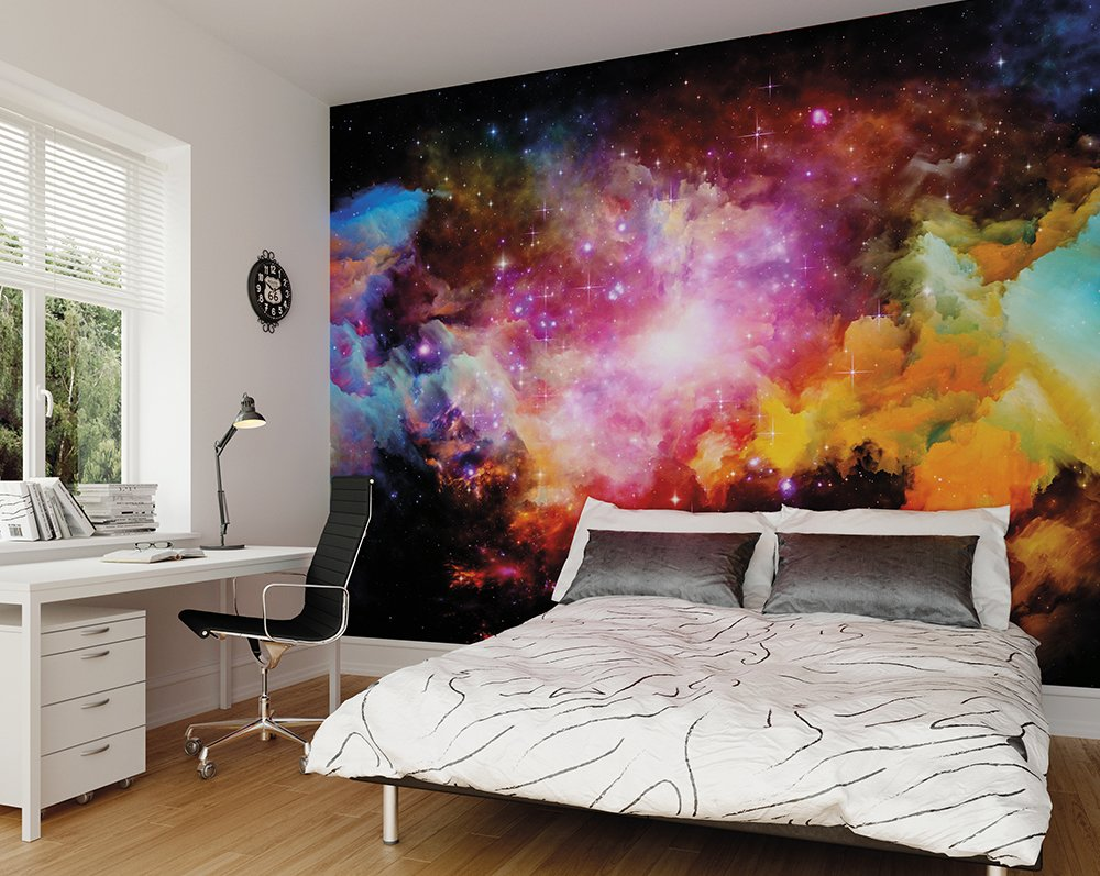 Galaxy Stars Wall Mural Wallpaper Mural